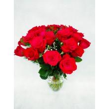 Bukiet 24 róże