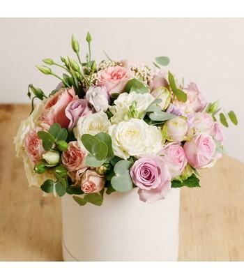 Flowerbox- mix kwiatów